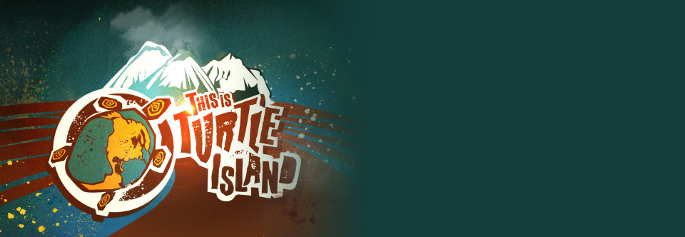 This is Turtle Island